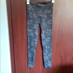 Spanx camo leggings